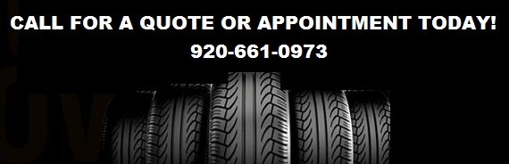 Call for Quote or Appointment Green Bay WI